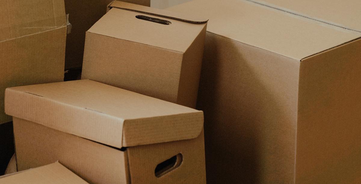 tekort aan verpakkingsmateriaal
