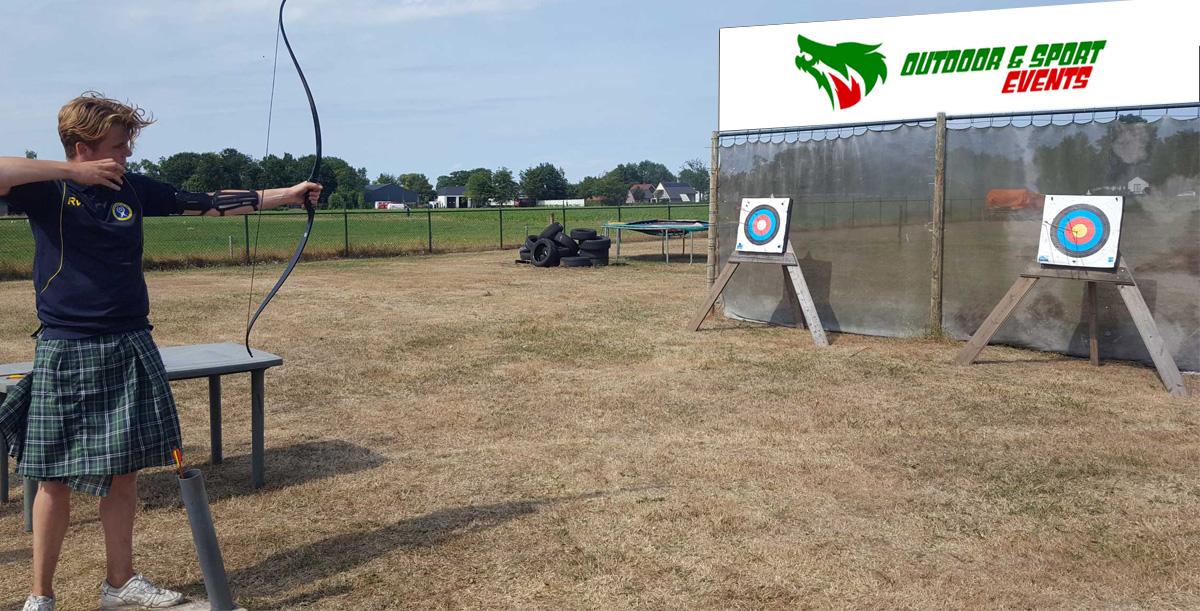Website outdoor en sport events