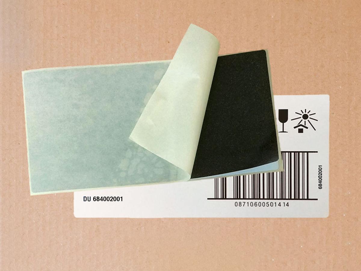 Niet-verwijderbare etiketten